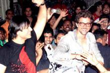 StarGaze: Hrithik meets 'Krrish 3' fans, Deepika-Ranveer promote 'Ram-Leela'