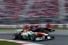 Force India's Di Resta qualifies 12th for Abu Dhabi Grand Prix