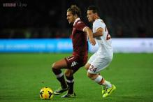 Roma drop 1st points in 1-1 draw at Torino