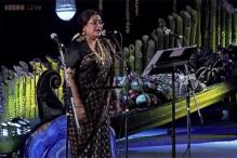 Viral: Watch Usha Uthup singing Adele's Skyfall theme in a saree