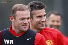 Man United hitmen Van Persie, Rooney in form for Sociedad clash
