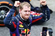 Sebastian Vettel caps fourth title with a win in Brazil