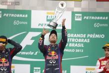 Sebastian Vettel wins season-ending Brazilian Grand Prix 2013