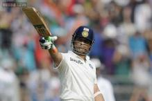 India seven wickets away from winning Tendulkar's farewell series