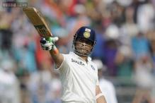 India seven wickets away from winning Tendulkar's farewell series