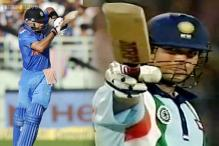 Virat Kohli playing like Sachin Tendulkar of 1998