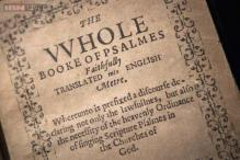 First book printed in America sells for record $14.2 million