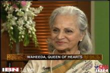 Waheeda Rehman in conversation with Sagarika Ghose