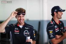 Sebastian Vettel says he has learned a lot from Mark Webber