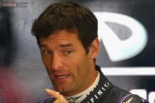 Webber fastest in final practice for Brazilian GP