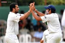 Zaheer back, Gambhir ignored for SA Tests; Rayudu gets Test call-up