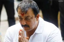 Activists protest against one month parole to Sanjay Dutt