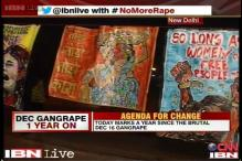 Agenda for change: Have any lessons learnt a year after Delhi gangrape