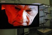 Mikhail Kalashnikov who designed the deadly AK-47 rifle is dead at 94