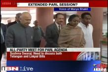 Parties seek winter session's extension to discuss contentious issues