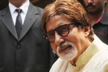 Shooting at Rajkamal Studio makes Amitabh Bachchan nostalgic