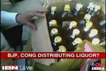 Delhi: AAP releases video of alcohol being distributed by parties