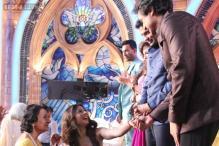 Bigg Boss 7: When Tanishaa's mom Tanuja finally met Armaan Kohli