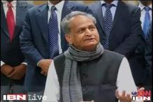 Vasundhara sought votes in the name of Modi, says Gehlot