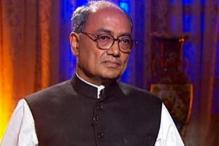 Assembly poll results disappointing: Digvijaya Singh