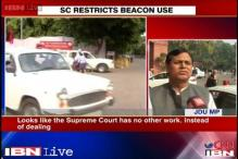 Seems SC has no other work, says JDU MP on court's beacon lights order