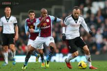 Fulham end losing run with win over Aston Villa