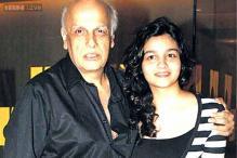Mahesh Bhatt takes to Twitter to comfort daughter Alia