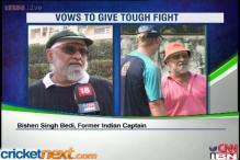 This is a fight against a setup, says Bishan Singh Bedi