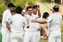 3rd Test: New Zealand on top after bowling out WI for 103