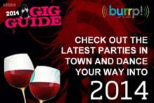 Ready to welcome 2014 in style? Here is your party guide