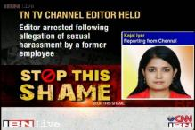 TN Police arrests Editor of Captain TV on sexual harassment charges
