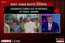 Congress blames infighting, price rise for poll debacle