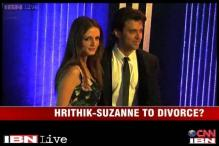 e-Lounge: Is all not well between Sussanne and Hrithik?