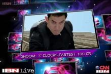e Lounge: 'Dhoom 3' breaks records, collects 107cr in 3 days