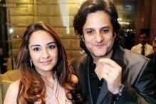 Fardeen Khan and wife Natasha blessed with baby girl