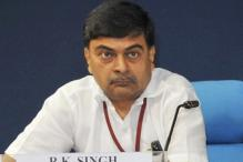 Former Union Home Secretary RK Singh jumps ship, terms UPA 'clueless'