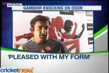 No selection, no problem: Gautam Gambhir