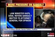 Kapil Sibal refers AK Ganguly case to Attorney General for his opinion