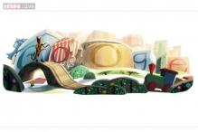 12 Google Doodles of 2013