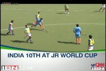 Hockey team flops at Junior Men's World Cup