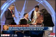IOTY: Late Justice JS Verma honoured with lifetime achievement award