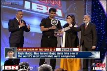 Rajiv Bajaj bags IOTY in business category