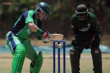 Ireland hammer Afghanistan to win cricket's Intercontinental Cup