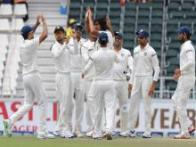 South Africa vs India, 1st Test, Day 2