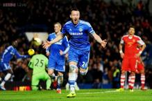 John Terry scores as Chelsea defeat Southampton 3-1