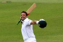 A fairytale hundred for Kallis; India 98 runs behind South Africa
