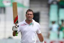 Kallis playing the perfect innings: Alviro Petersen