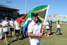 Kallis bids adieu to Test cricket in fairytale script