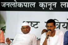 Kejriwal cancels meet with Anna in Ralegan Siddhi due to ill health