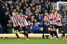 Sunderland stun Everton 1-0 in Premier League